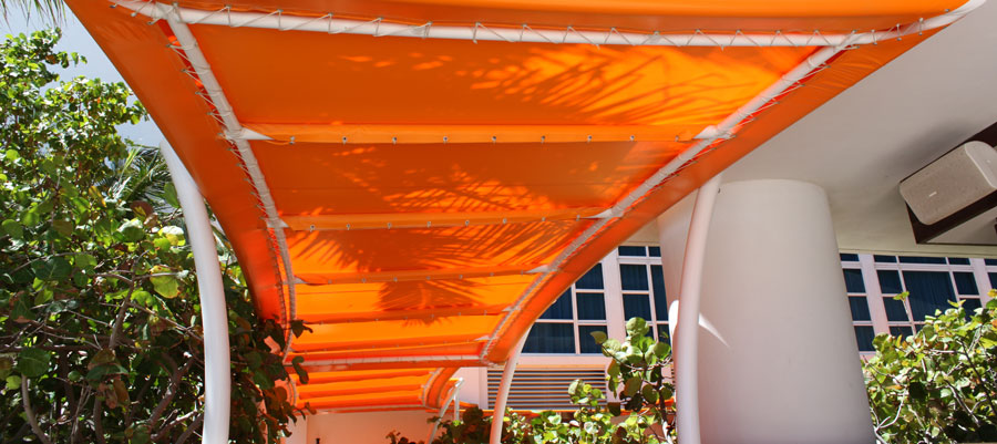 Hoover Canvas Awnings