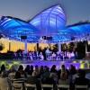 Harbourside Place: Amphitheater Awning- Jupiter, FL