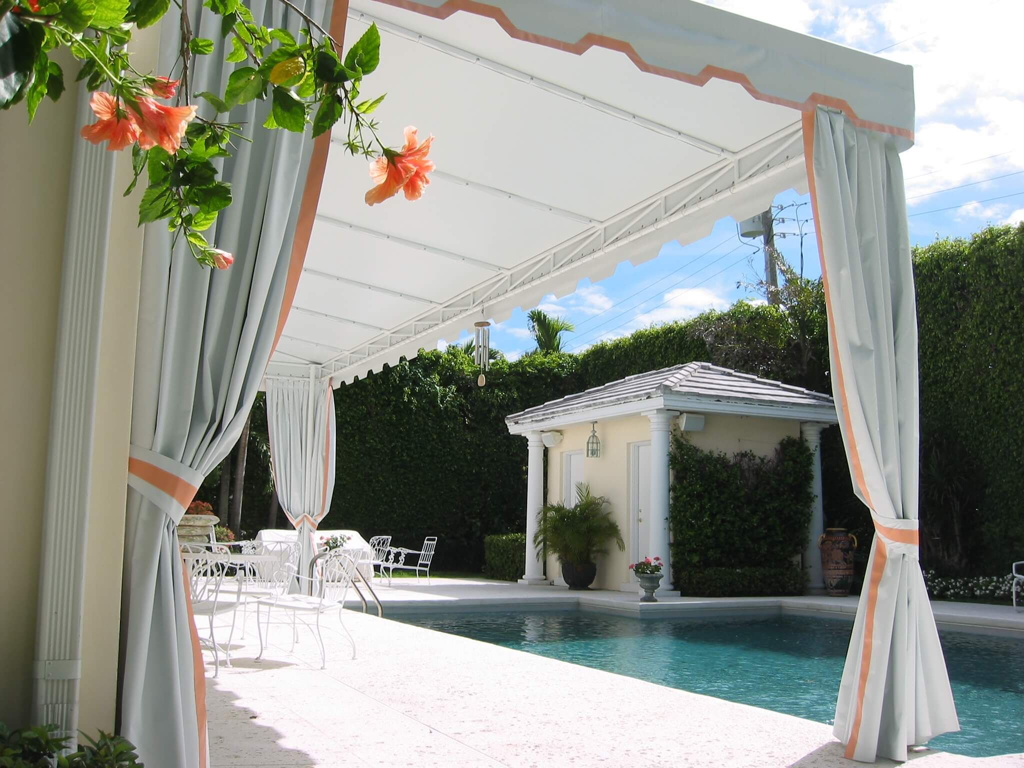 Awnings Manufacturer & Installation - Miami, Tampa, Palm ...